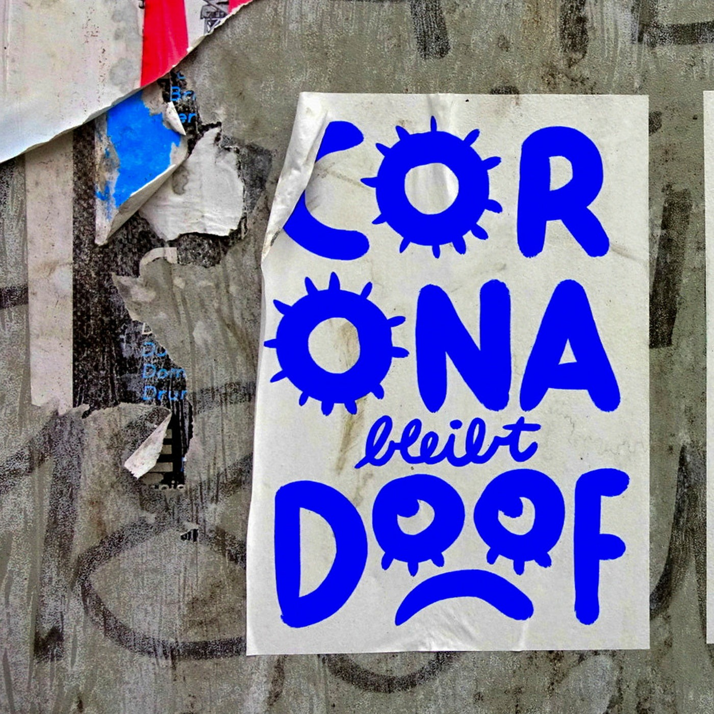Sechs Wochen im Frühling - Semi-dokumentarische Corona-Chronik