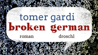 """Broken German"" Cover"