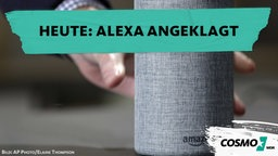 Poetry Schlamm: Alexa Angeklagt