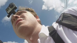 My Trip to Miami, Video Still - Dylan Redford unterwegs mit GoPro in Miami