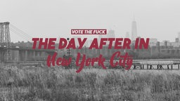 #VoteTheFuck: Day after