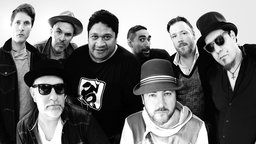 Fat Freddy's Drop: iTunes Sessions (Ausschnitt)