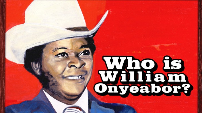 "Cover der Platte ""Who is William Onyeabor?"""