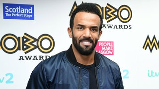 David Craig bei den MOBO Awards 2016