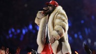 Big Boi beim Super Bowl 2019 in Atlanta