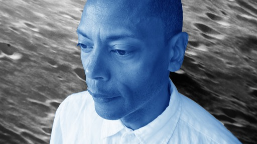 Jeff Mills an den Turntables