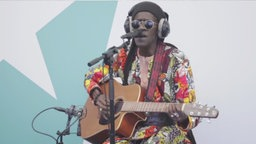 "Cheikh Lo: ""Sant Maam"", Studiogast, 02.09.2016"