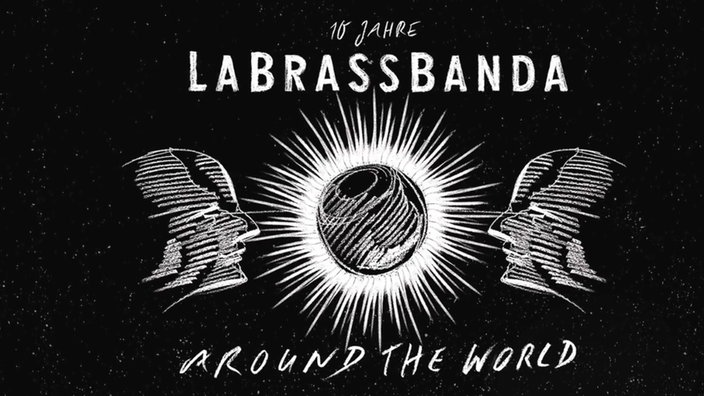 LaBrassBanda -  Around the World, Screenshot aus dem Trailer