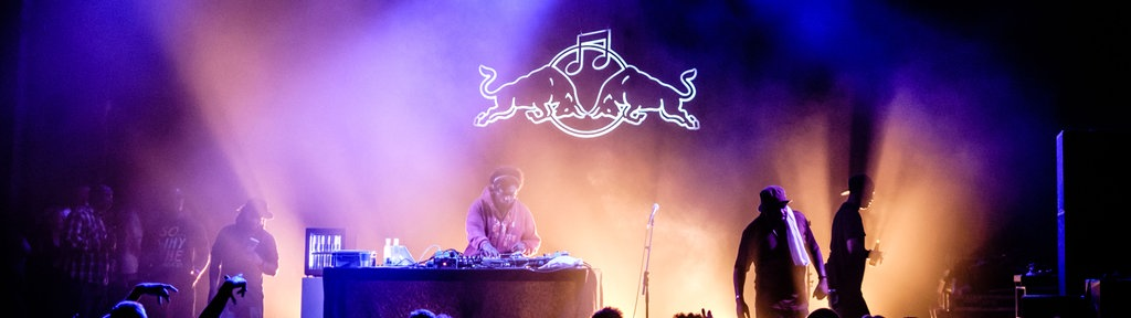 Questlove bei der Red Bull Music Academy