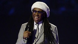 Nile Rodgers bei den Brit Awards