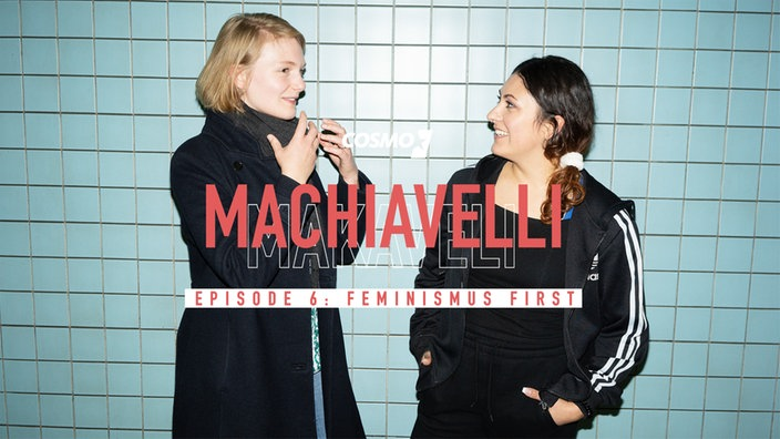 "Machiavelli - ""Feminismus First"""