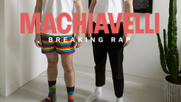 Machiavelli -  Breaking Rap