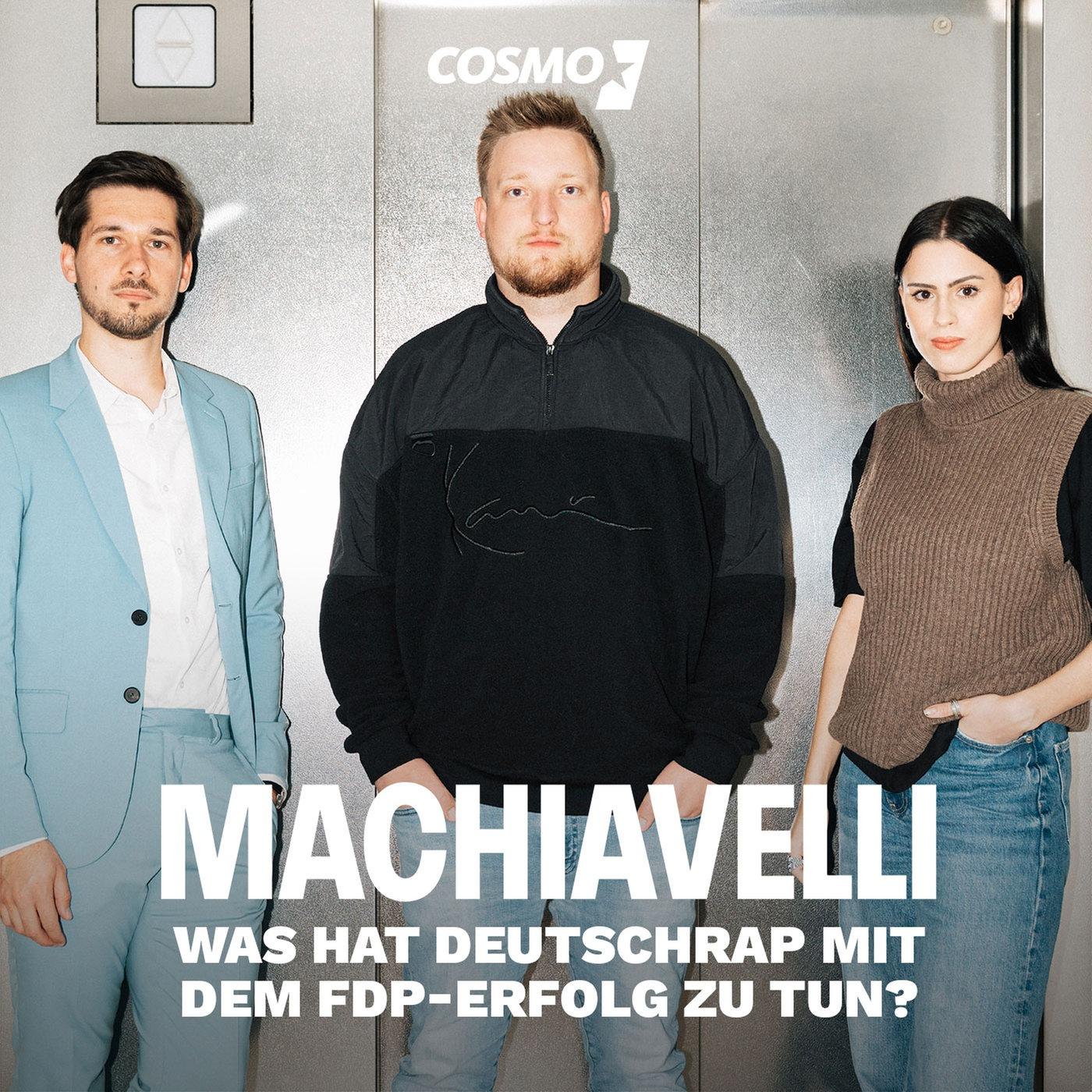 Was hat Deutschrap mit dem FDP-Erfolg zu tun? Mit Jens Teutrine