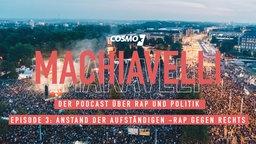 """Machiavelli - """"Anstand der Aufständigen - Rap gegen Rechts"""""""