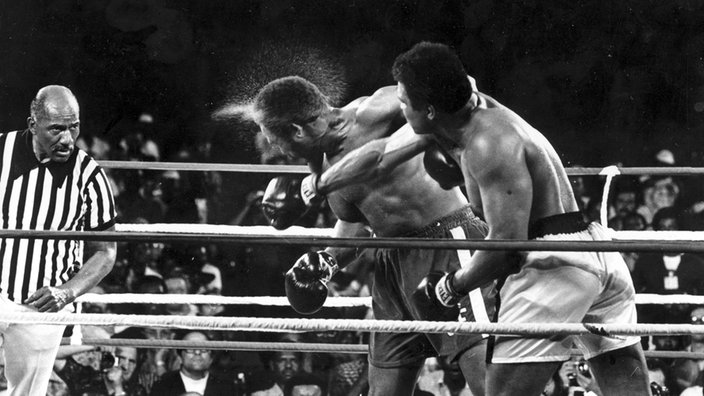 Rumble in the Jungle: Ali vs. Foreman