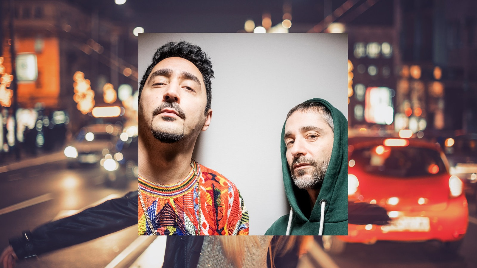 """Hörspiel """"Murat & Costa: Aufpassen!"""" von Edgar Linscheid und Stuart Kummer"""