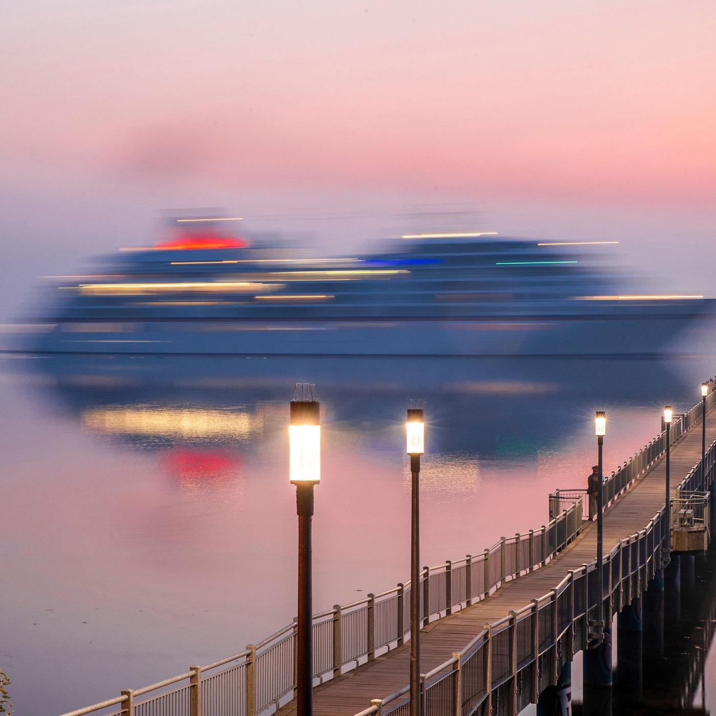 Paradise - Traumreise auf Kreuzfahrtschiff wird zum Albtraum