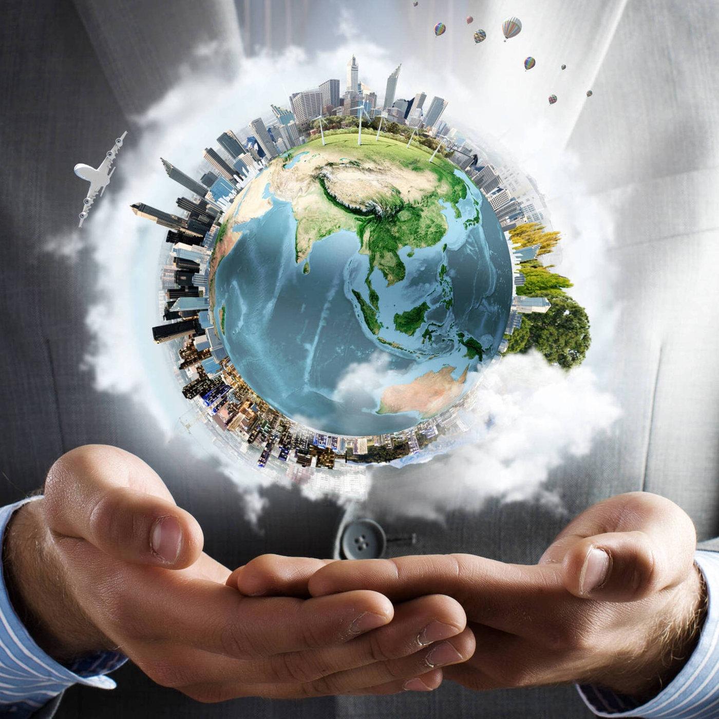 Schöpfer von Leben - Eine Kreativagentur erfindet die Welt