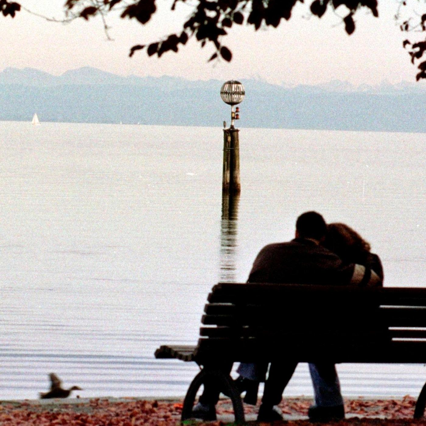 Zwei Menschen, endlich - Die große Liebe leben, kurz vor dem Tod