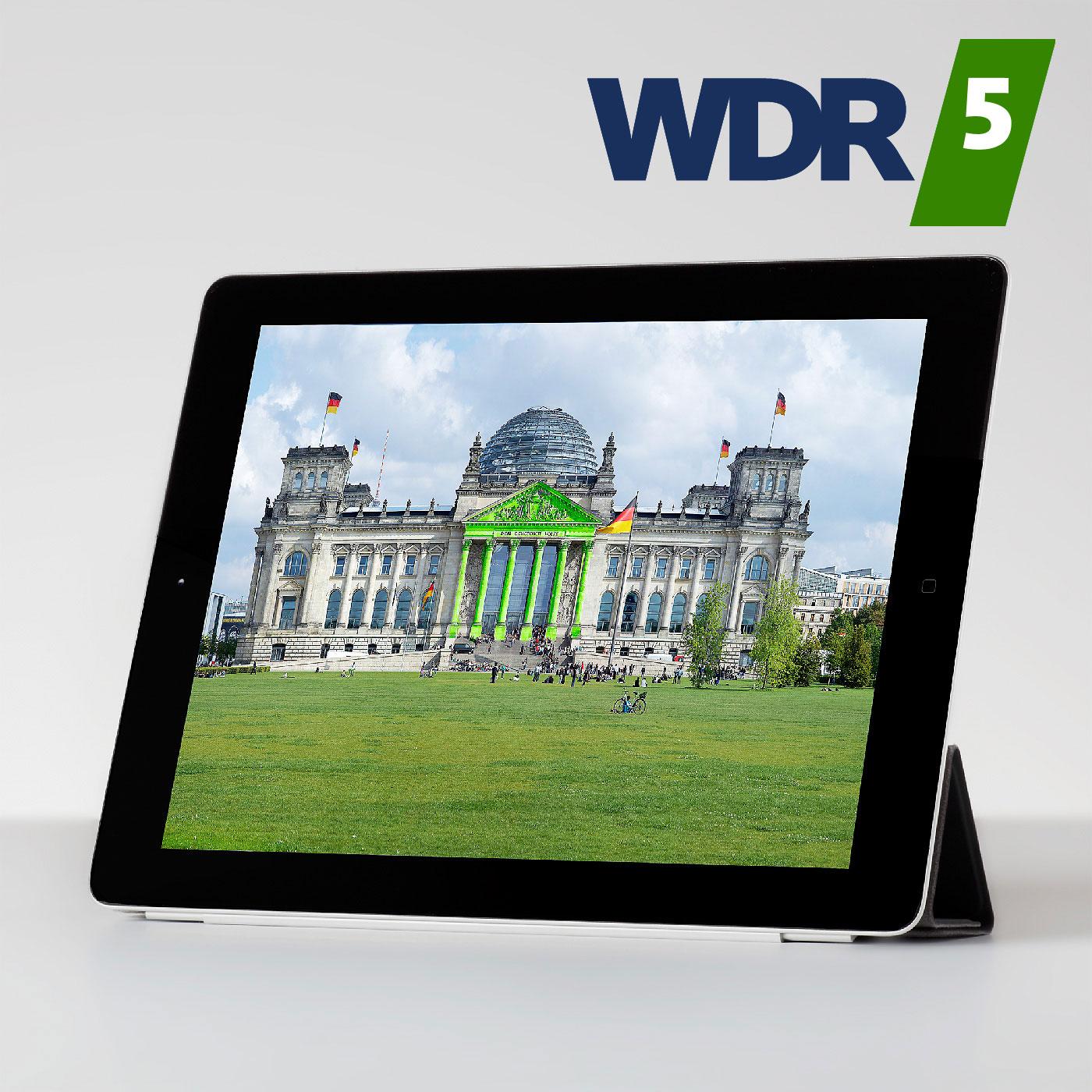WDR 5 Platz der Republik - wird nicht mehr angeboten