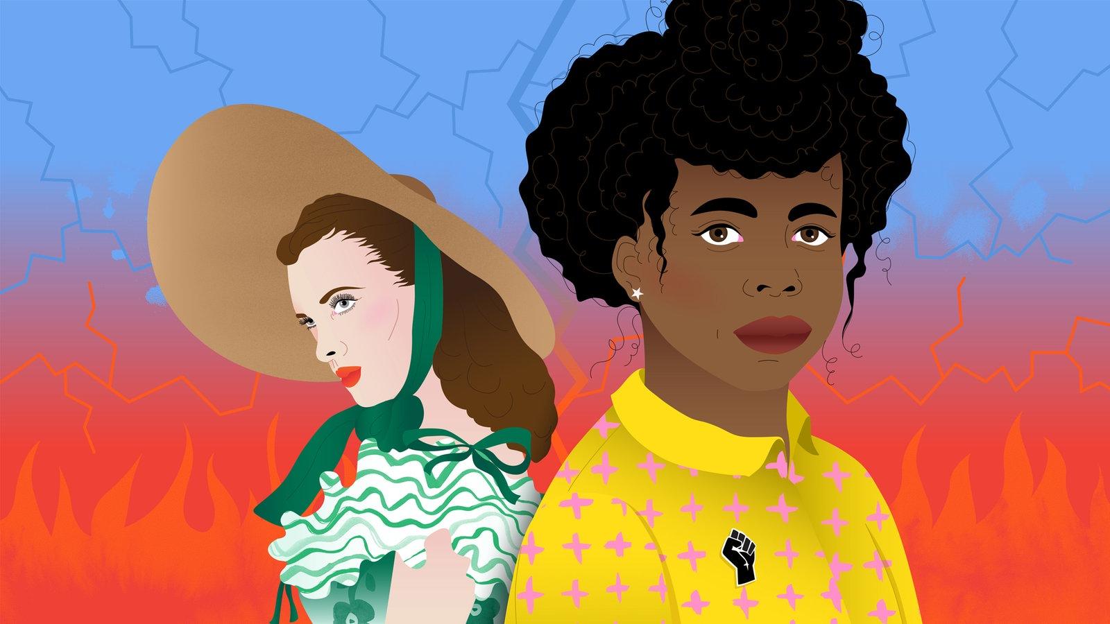 Könige Mädchen Realität schwarzes Reality