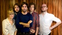 "Die schwedische Band ""Shout out louds"" in Berlin"