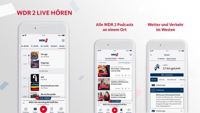 Wdr2 App