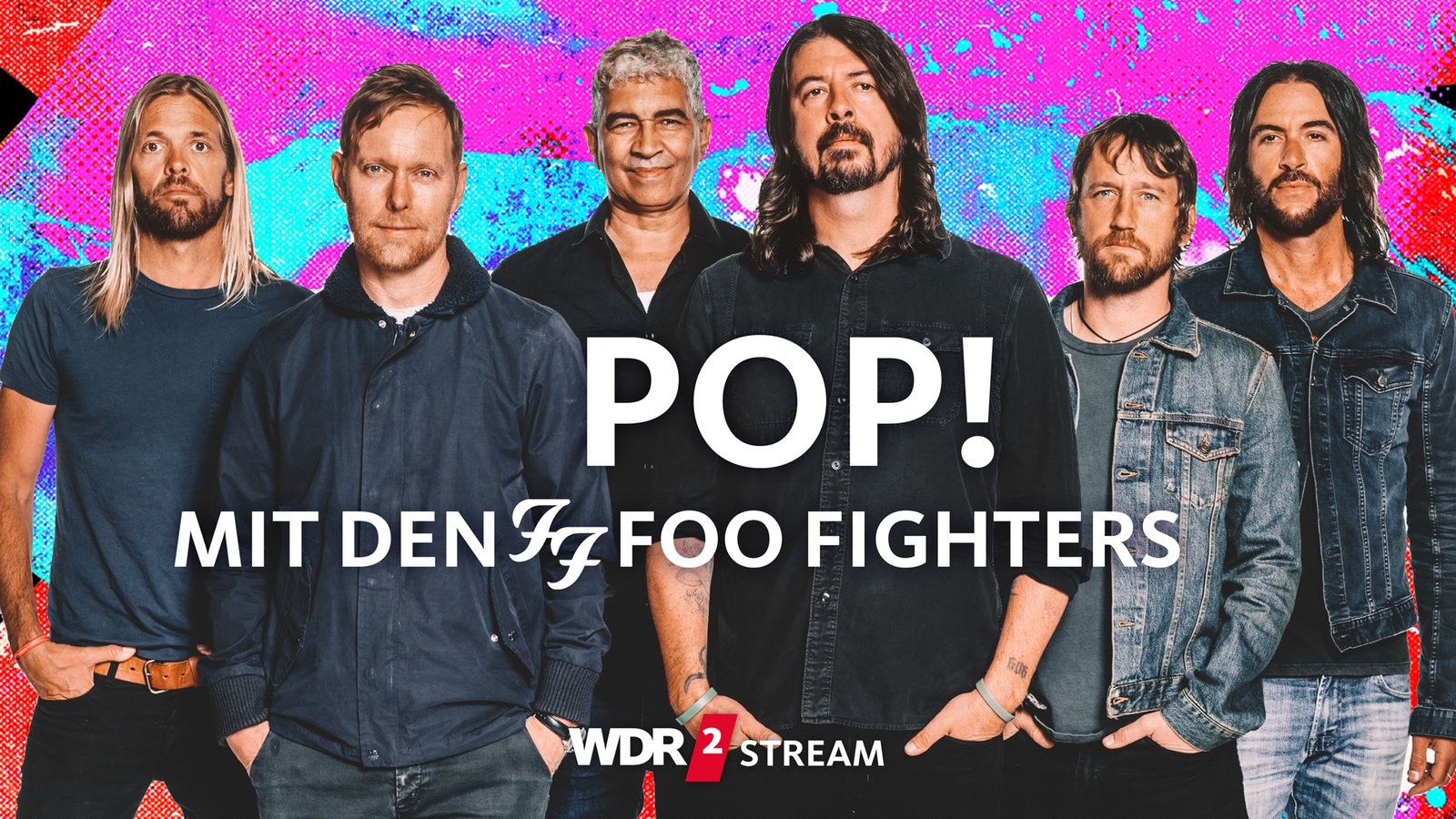 Die Radioshow mit den Foo Fighters