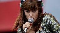 Lenka beim WDR 2 Sommer Open Air 2013 in Bocholt