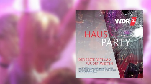 WDR 2 Hausparty CD