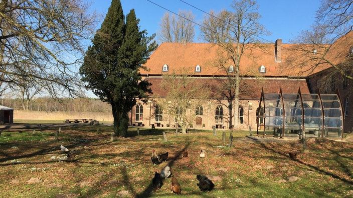 Wdr 2 Hausparty Im Kloster Graefenthal In Goch Mit Jan Malte