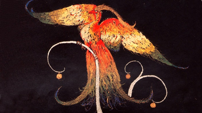 Igor Strawinsky Feuervogel