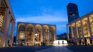 Die Metropolitan Opera in New York