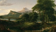 The Course of Empire von Thomas Cole