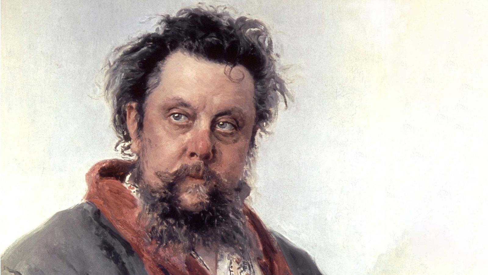 Modest Petrowitsch Mussorgski Bilder Einer Ausstellung
