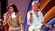 Modern Talking 1985: Thomas Anders und Dieter Bohlen