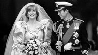 Prince Charles heiratet Prinzessin Diana am 29. Juli 1981