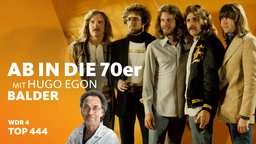 Die Eagles in den 70ern