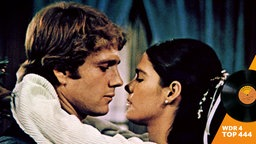 "Ryan O'Neal und Ali MacGraw in ""Love Story"" (1971)"