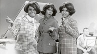 Mary Wilson, Cindy Birdsong und Diana Ross