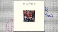 "LP Cover Paul Simon ""Graceland"""