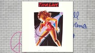 "LP Cover Tina Turner ""Tina live in Europe"""