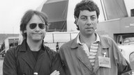 Graham Gouldman and Eric Stewart der Band 10cc