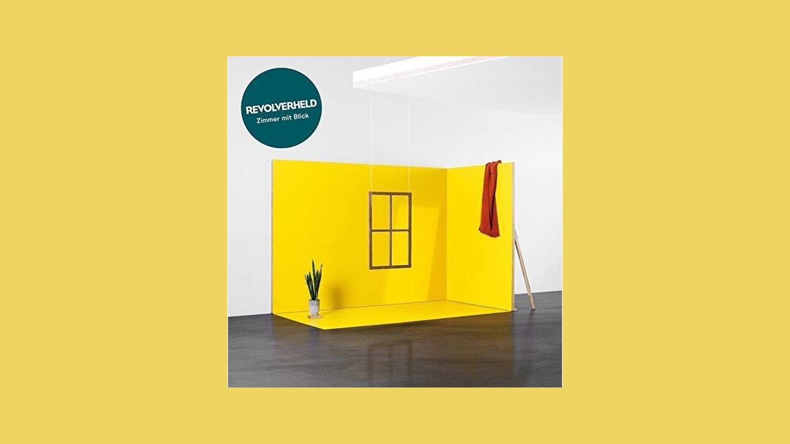 audio neues album von revolverheld zimmer mit blick