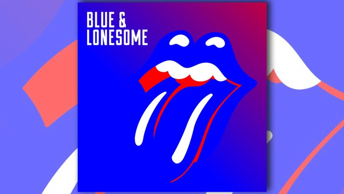 Cover - Rolling Stones: Blue & Lonesome