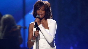 Whitney Houston bei den American Music Awards (2009)