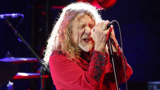 "Der Musiker Robert Plant performt mit seiner Band ""The Sensational Space Shifters"" in Madrid"