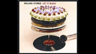 Plattencover Rolling Stones Let it beed