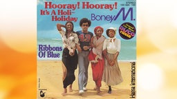 "Cover: ""Hooray! Hooray!"" von Boney M."
