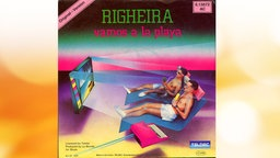 "Cover: ""vamos a la playa"" von Righeira"